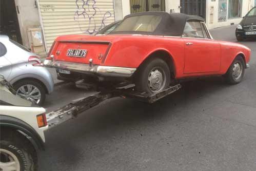 Remorquage et dépannage voiture sur Paris et la région parisienne - AS Dépannage